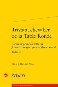 Ebook in txt téléchargement gratuit Tristan, chevalier de la Table Ronde Tome 2