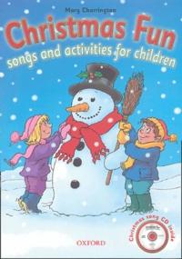 Mary Charrington et Robin Edmonds - Christmas Fun - Songs and Activities for Children. 1 CD audio