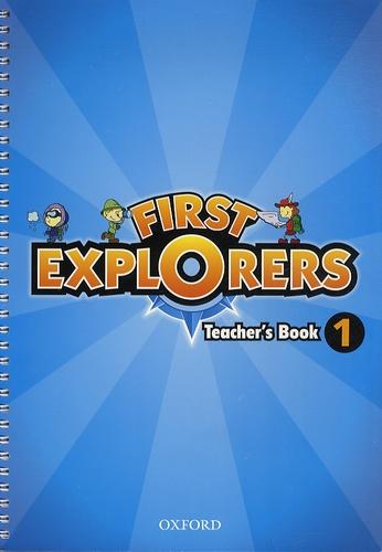 Mary Charrington - First Explorers 1 - Teacher's Book.