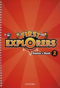 Mary Charrington - First Explorers 2 - Teacher's Book.