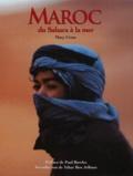 Mary Cross - Maroc. - Du Sahara à la mer.
