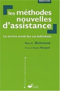 Mary-E Richmond - .