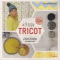 Mary Jane Mucklestone - Happy tricot - 10 tutos et 10 créations en tricot pour ensoleiller votre garde-robe.