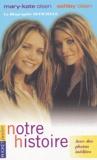 Mary-Kate Olsen et Ashley Olsen - Notre histoire - La biographie officielle.