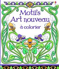 Mary Kilvert et Emily Beevers - Motifs Art nouveau à colorier.