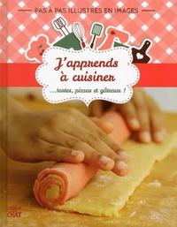 Deedr.fr J'apprends à cuisiner - Tartes, pizzas et gâteaux! Image