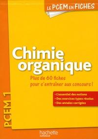 Mary-Lorène Goddard - Chimie Organique PCEM 1.