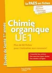 Chimie organique UE1 - Etudes de santé 1re année.pdf