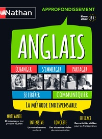 Mary Mercer - Anglais approfondissement B1. 2 CD audio