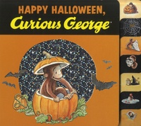 Mary O'Keefe Young et N-T Raymond - Happy Halloween, Curious George.