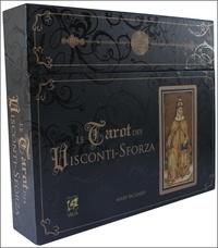 Mary Packard - Le Tarot des Visconti-Sforza - Avec 78 cartes et 1 tapis de tarot.