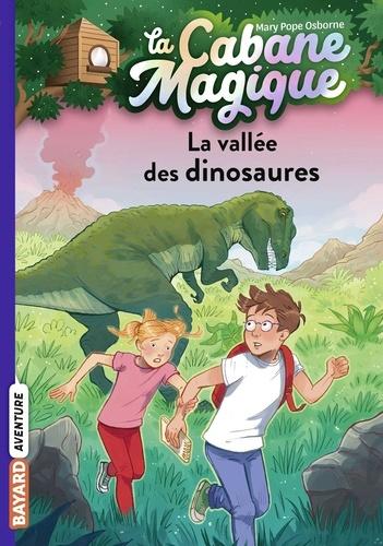 La cabane magique, Tome 01. La vallée des dinosaures