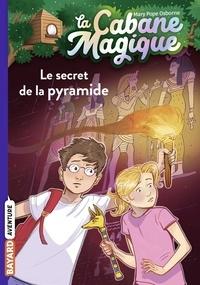 Mary Pope Osborne - La cabane magique, Tome 03 - Le secret de la pyramide.