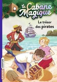 Mary Pope Osborne - La cabane magique, Tome 04 - Le trésor des pirates.