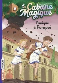 Mary Pope Osborne - La cabane magique, Tome 08 - Panique à Pompéi.