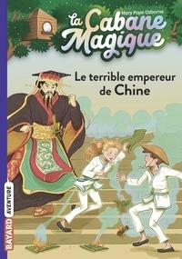 Mary Pope Osborne - La cabane magique, Tome 09 - Le terrible empereur de Chine.