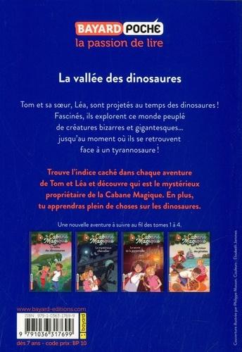 La cabane magique Tome 1 La vallée des dinosaures