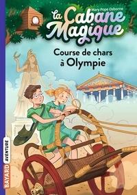 Mary Pope Osborne - La cabane magique Tome 11 : Course de char à Olympie.