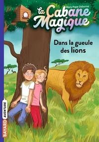 Mary Pope Osborne - La cabane magique Tome 14 : Dans la gueule des lions.