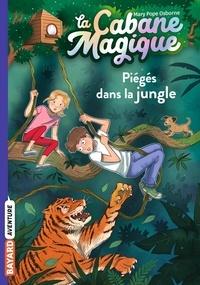 Mary Pope Osborne et Philippe Masson - La cabane magique Tome 18 : Piégés dans la jungle.