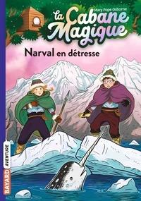 Mary Pope Osborne - La cabane magique Tome 54 : Narval en détresse.