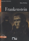 Mary Shelley - Frankenstein. 1 CD audio