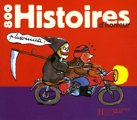 Mary Touquet - 800 Histoires d'horreur.