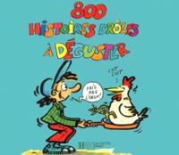 Mary Touquet - 800 Histoires drôles à déguster.