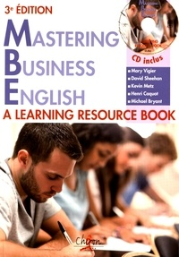 Galabria.be Mastering Business English - A Learning Resource Book Image