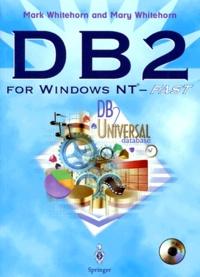 DB2 FOR WINDOWS NT FAST. - Edition en anglais, avec CD-ROM.pdf