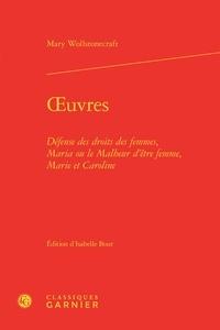 Deedr.fr Oeuvres - Défense des droits des femmes, Maria ou le Malheur d'être femme, Marie et Caroline Image