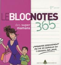 Marygribouille - Le Bloc Notes des super mamans.