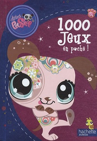 Maryl Foucault et Sabrina Regoui - 1000 Jeux en poche !.