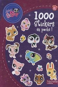 Maryl Foucault - 1000 stickers en poche ! - Littlest PetShop.