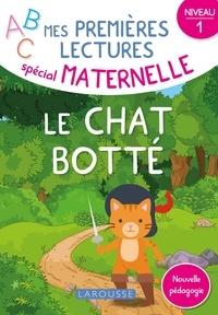 Marylène Botton-Duval et Jennie Waterlily - Le chat botté - Niveau 1.