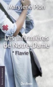 Marylène Pion - Les Infirmières de Notre-Dame - Flavie.