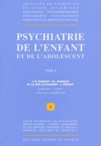 Psychiatrie de lenfance et de ladolescence - Tome 2.pdf