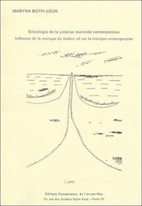 Maryna Both-Uzun - Ethnologie de la création musicale contemporaine - Influence de la musique du théâtre nô sur la musique contemporaine.