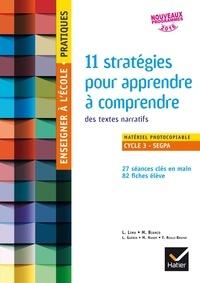 Alixetmika.fr 11 stratégies pour apprendre à comprendre des textes narratifs - Matériel photocopiable Cycle 3 - SEGPA Image