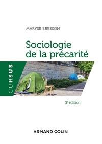Téléchargement FB2 RTF ebook Sociologie de la précarité - 3e éd. 9782200628307 par Maryse Bresson FB2 RTF