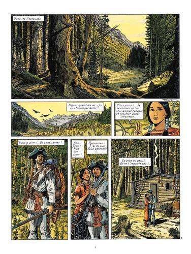 Les Pionniers du Nouveau Monde  L'intégrale Tomes 13 à 16