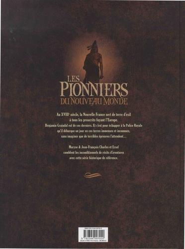 Les Pionniers du Nouveau Monde  L'intégrale Tomes 17 à 20