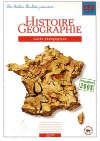 Maryse Clary et Geneviève Dermenjian - Histoire et géographie CE2 - Guide pédagogique.
