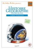 Maryse Clary et Geneviève Dermenjian - Histoire-Géographie CM2 - Cahier d'exercices, programmes 2008.