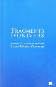 Maryse Deguergue - Fragments d'univers - Mélanges en l'honneur du professeur Jean-Marie Pontier.