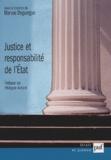 Maryse Deguergue - Justice et responsabilité de l'Etat.