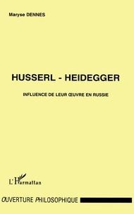 HUSSERL-HEIDEGGER. Influence de leur oeuvre en Russie.pdf