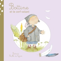 Maryse Grzanka et Emmanuelle Lepicard - Bottine le Lutin Tome 4 : Bottine et le cerf-volant.