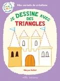 Maryse Guittet - Je dessine avec des triangles.