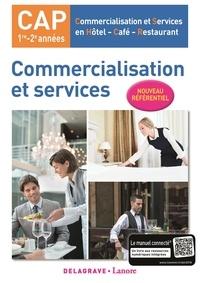 Deedr.fr Commercialisation et services CAP CSHCR - Pochette élève Image
